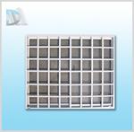 905型格子氣密土水專用鋁窗